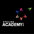 cycling academy team dark logo120